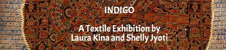 INDIGO:SHELLY JYOTI& LAURA KINA  Re-opens in the seventh venue at washington DC