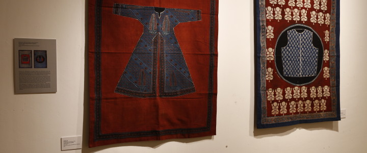 NEW TRADITIONS: Influences & Inspirations in Indian Textiles, 1947-2017 at Jawahar Kala Kendra