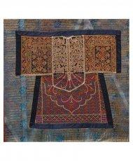 Kimono pattern block