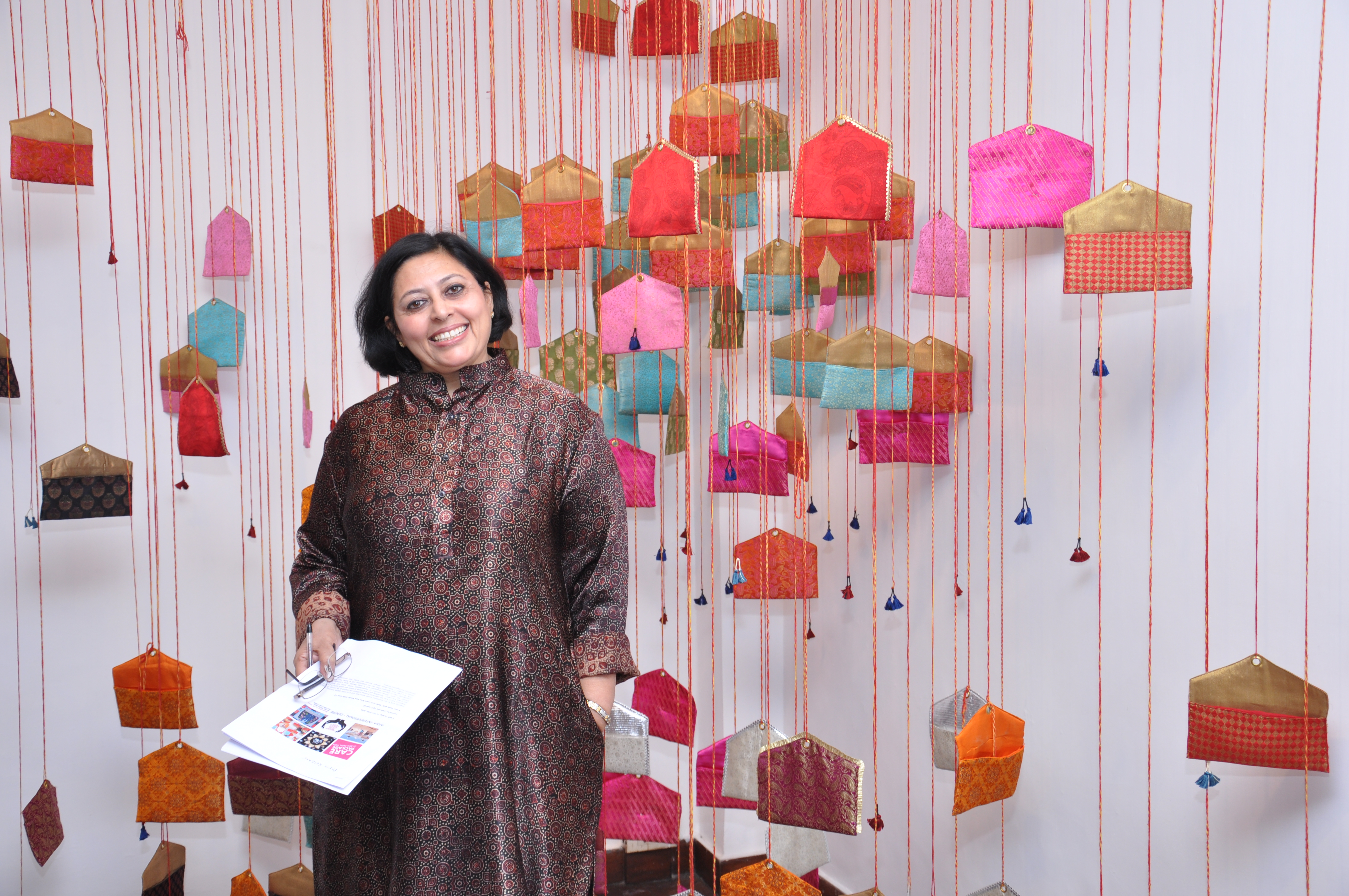 'CARE Package c/o New Delhi India' Re-opens in India International Centre Lodhi road, New Delhi
