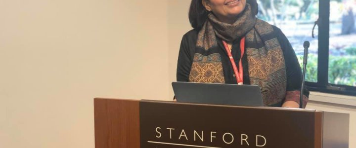 Gandhi-King Global Initiative GKGI conference, Stanford University, California, September 2019